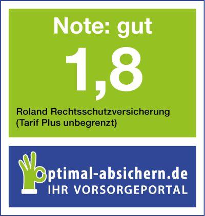 Roland Rechtsschutz Tarif Plus Unbegrenzt Im Test